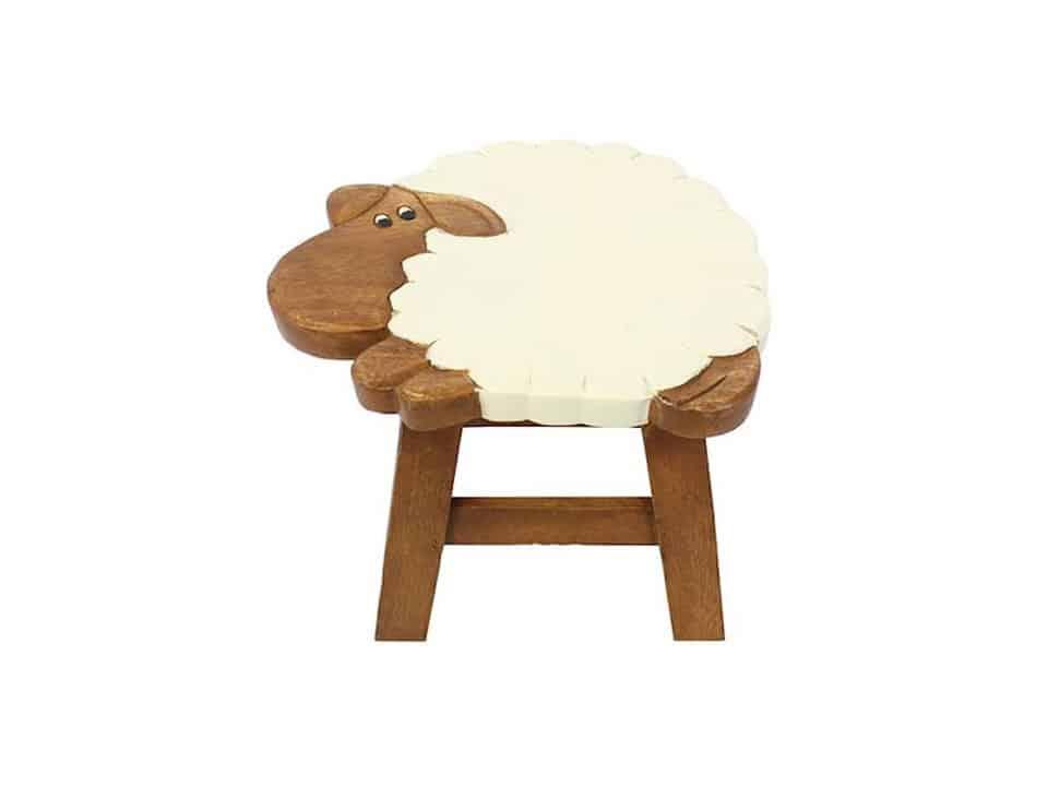 Sheep Stool Kidiko Ie Personalised Baby Gifts Baby