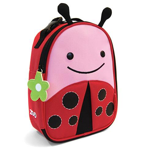 Skip Hop Lunchie Ladybug