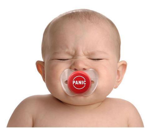 Chill Baby Panic Soother