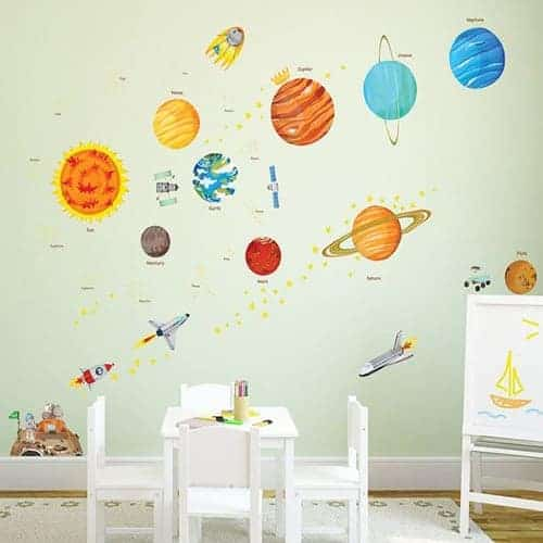 The Best Wall Stickers for Kids