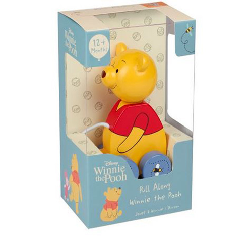 Pull Along Winnie The Pooh