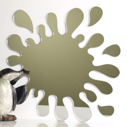 Splash Mirror 15cm