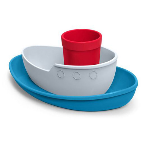 Tug Bowl Children's Dinner Set