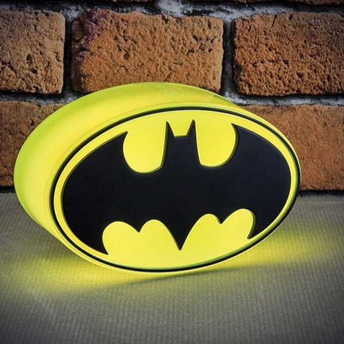 Batman Logo Light