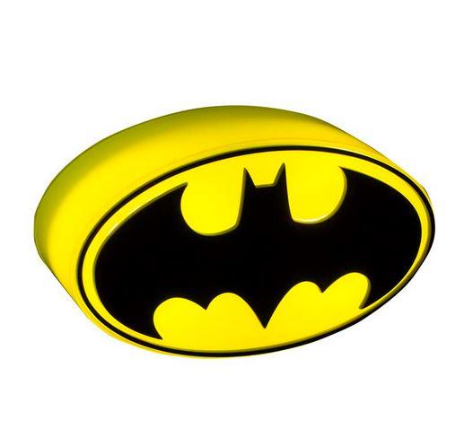 Batman Logo Light