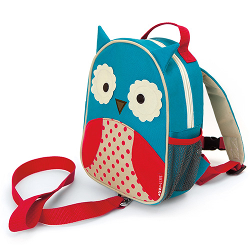 Safety Harness Mini Backpack Owl