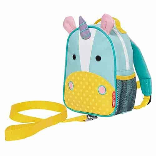 Safety Harness Mini Backpack Unicorn