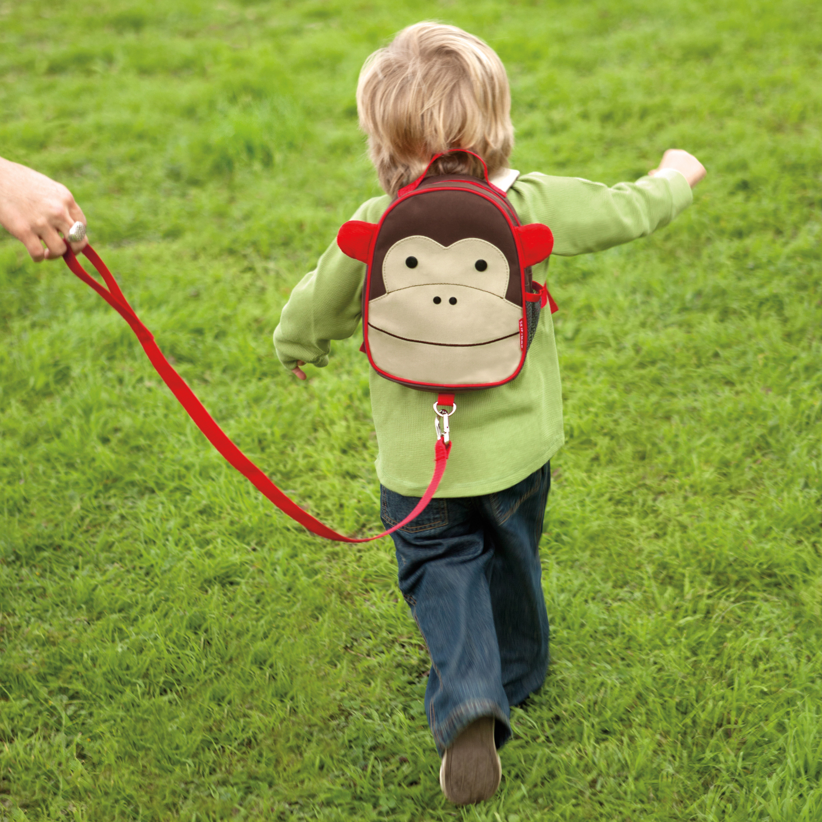 Safety Harness Mini Backpack Monkey
