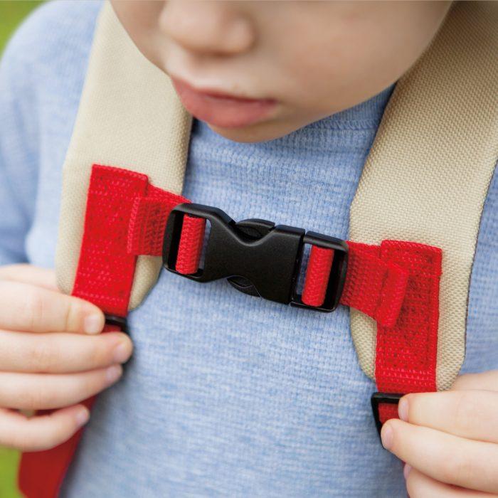 Safety Harness Mini Backpack Giraffe
