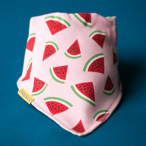 Babyboo Bib Watermelons
