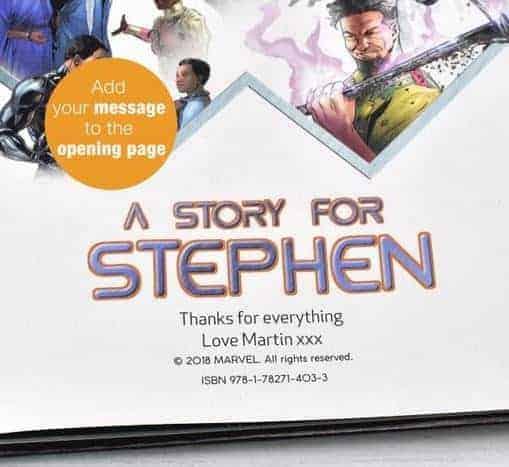personalised childrens books ireland