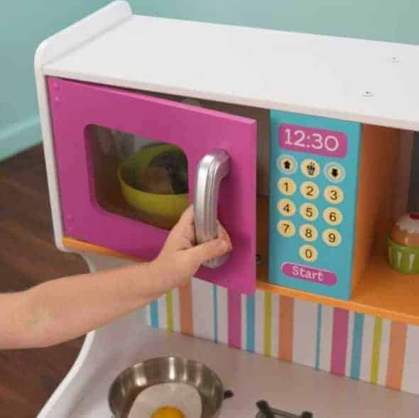 Kidkraft Bright Toddler Toy Kitchen