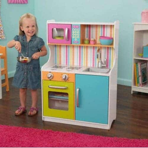 Kidkraft Bright Toddler Toy Kitchen