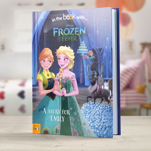 Disney Frozen Forever Personalised Book