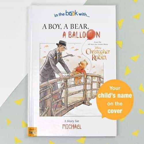 personalised childrens books ireland