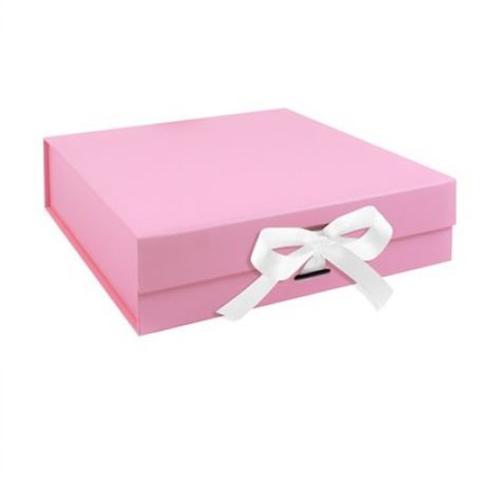 Baby Bibs Gift Box pink