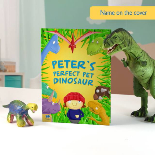 Personalised Perfect Pet Dinosaur