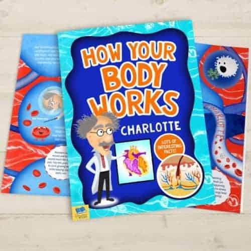 Personalised How Your Body Works