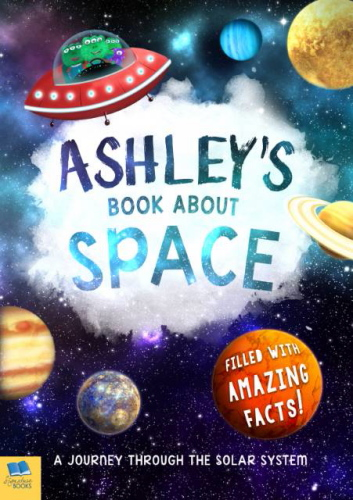 Personalised My Book About Space