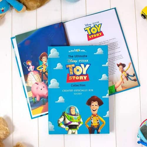 Toy Story Ultimate Collection Personalised Book