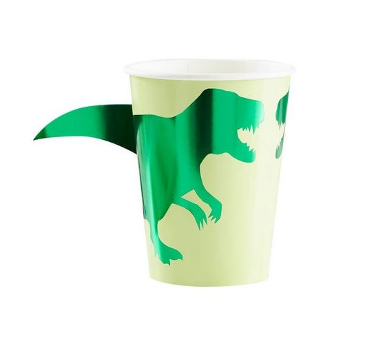 Dinosaur Paper Party Cups - Roarsome