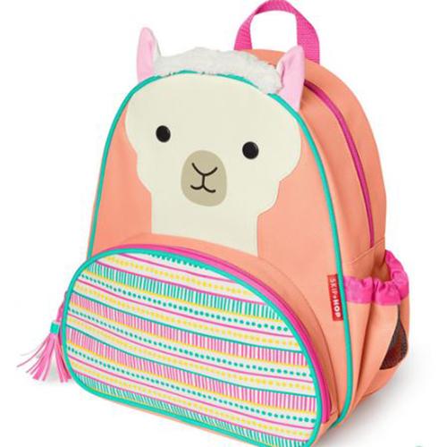 Skip Hop Zoo Backpack Llama