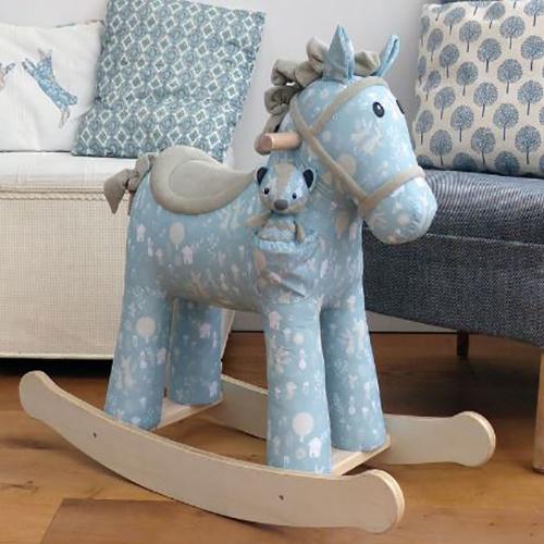 Finn and Munchkin Rocking Horse (12m+)