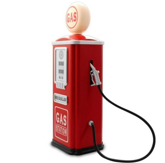 Vintage Play Gas Station