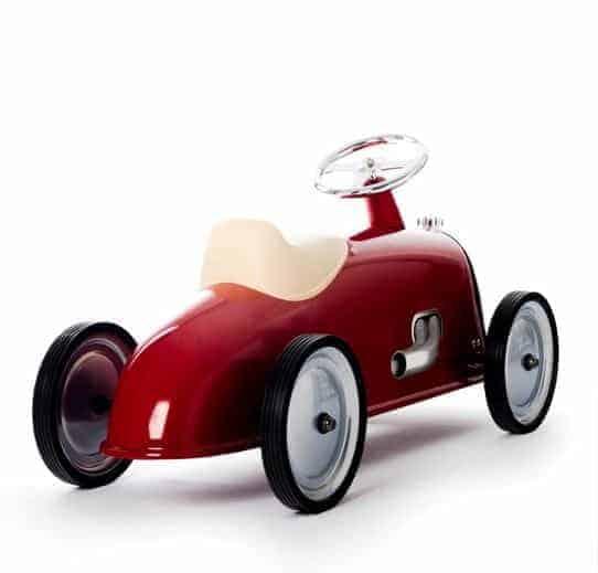 Rider Red Vintage Ride On