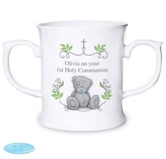 Personalised Me To You Religious Cross Loving Mug