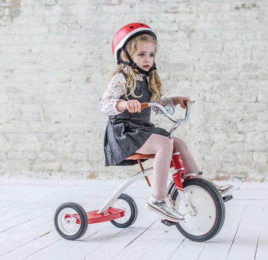 Red Vintage Tricycle