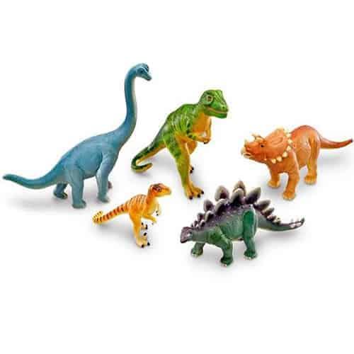 Jumbo Dinosaurs - Set 1