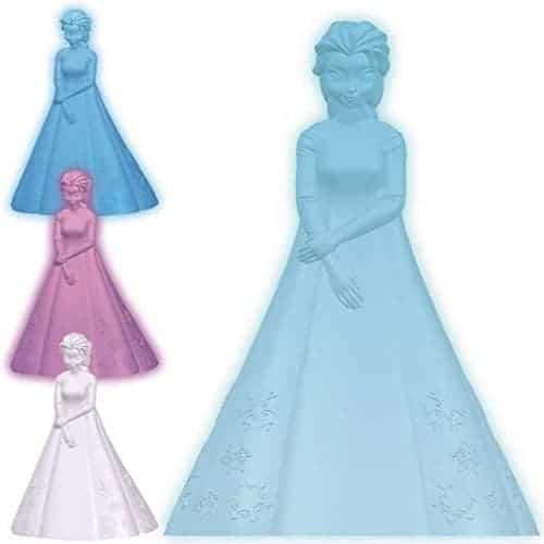Disney Elsa Colour Change Night Light
