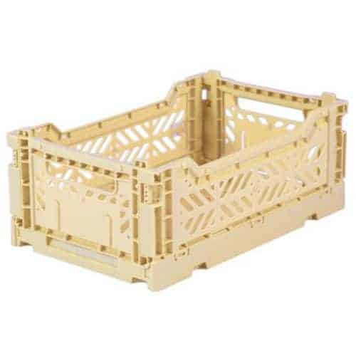 Aykasa Folding Crate Mini Banana