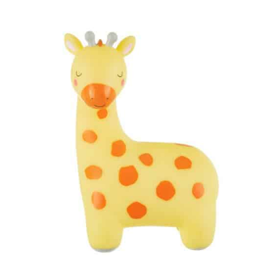 Savannah Giraffe Night light